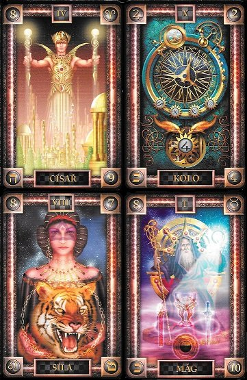 Первый расклад Таро бесплатно. Карты Таро и астрология